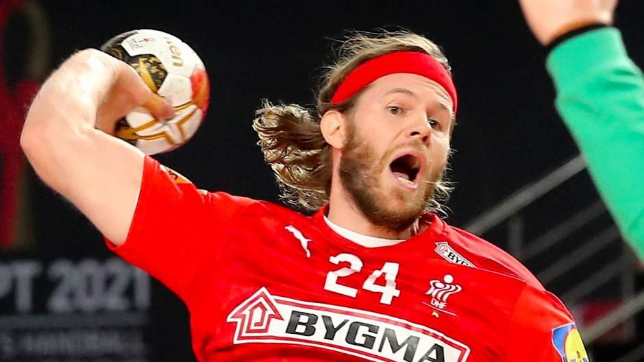 Mikkel Hansen und die Dänen holen sich im Finale gegen Schweden den WM-Titel.