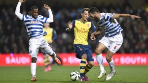 Özil überzeugt bei Arsenal-Sieg
