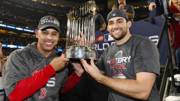 Wie Boston zum Baseball-Meister wurde