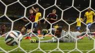 Die Spielverderber: Deutschlands Sieg in Belo Horizonte beendet die brasilianische WM-Party