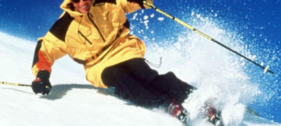 Skifahren carving durch die kurven wie auf schienen sport faz