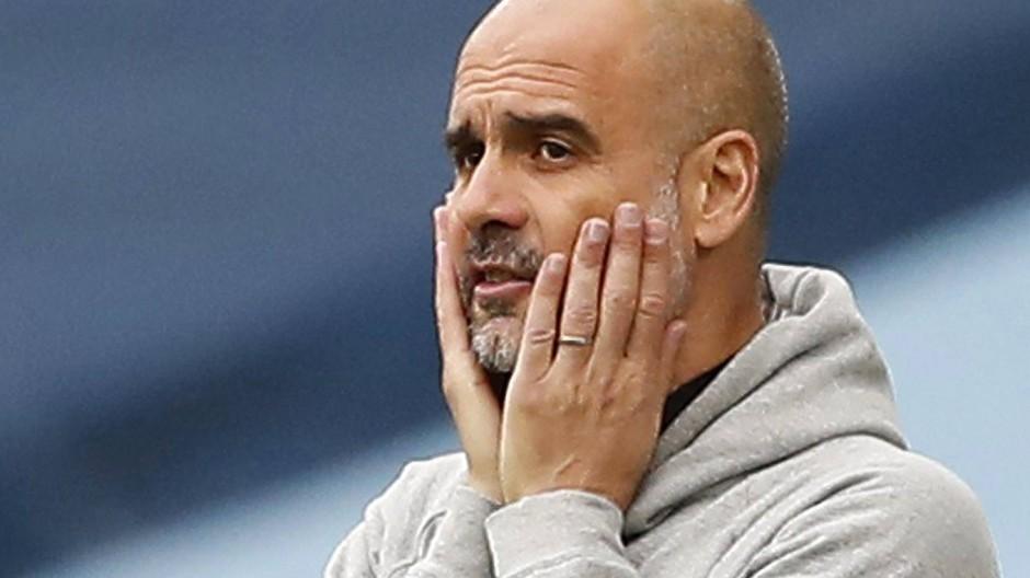 Oh Schreck: Pep Guardiola und Manchester City verlieren schon wieder gegen Chelsea.