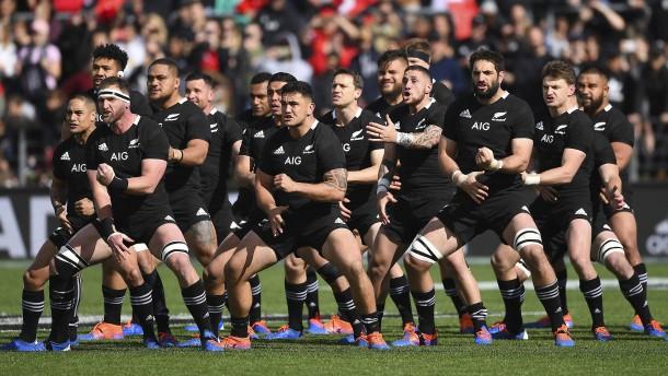 Das Ei fliegt wieder in Neuseeland