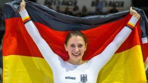 Welte krönt sich erstmals zur Europameisterin