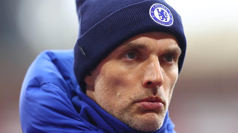 Will mit seinem Team in der Königsklasse weiterkommen: Chelsea-Coach Thomas Tuchel