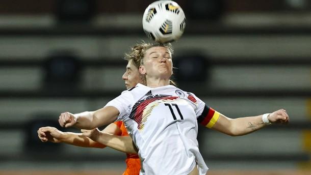 Gewinnbringender Verlust für die DFB-Frauen