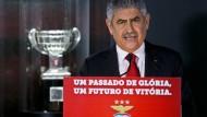 Im Visier: Benfica-Präsident Luis Filipe Vieira