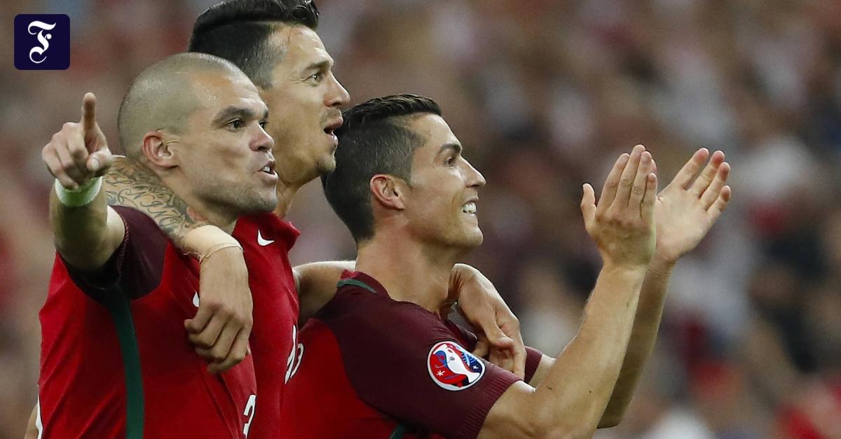 Em Viertelfinale Polen Portugal