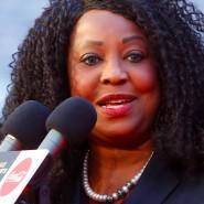 Fifa-Generalsekretärin Fatma Samoura