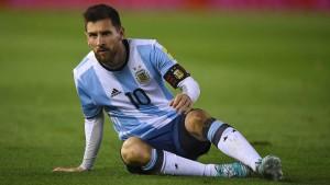 Die letzte Chance des Lionel Messi