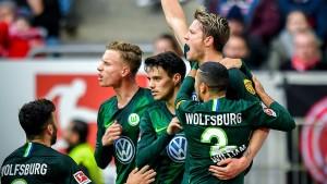 Klare Sache für Wolfsburg