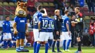 Karlsruhe steigt in die dritte Liga ab