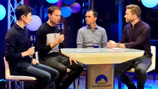 Quoten-Flop für Eurosport bei Olympia