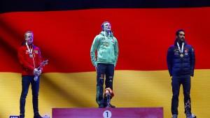 Doll wird überraschend Weltmeister