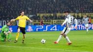 Drei Wirkungstreffer für die Borussia