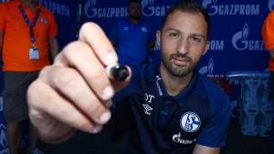 Wie Tedesco ganz Schalke hinter sich brachte