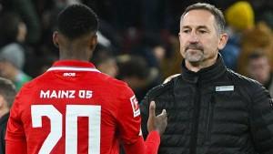Mainz verliert erstmals mit Beierlorzer