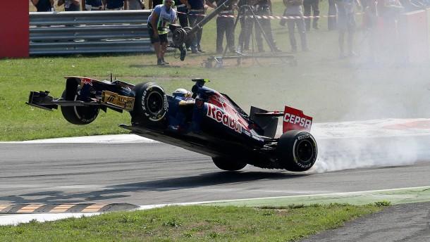 Vettels bittere Null-Runde