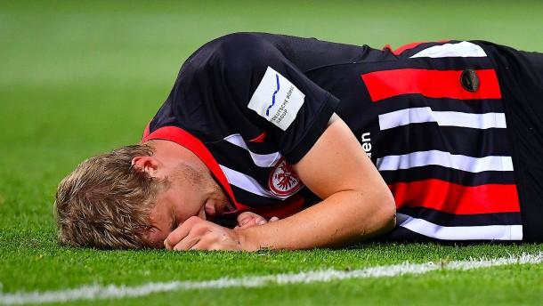 Die großen Probleme von Eintracht Frankfurt
