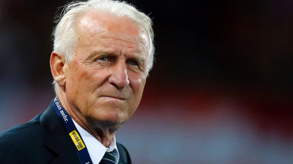 Giovanni Trapattoni nicht mehr Trainer von Irland