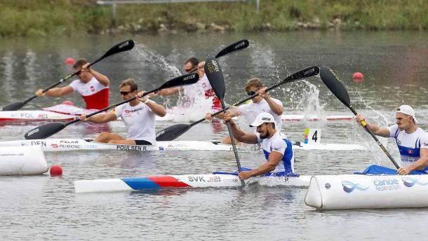 Zwei Goldmedaillen für deutsche Zweier