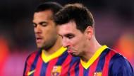 Der FC Barcelona war einst eine glanzvolle Marke - doch das Bild verdunkelt sich