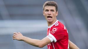 Müller wird zum Wortführer in der Bayern-Krise