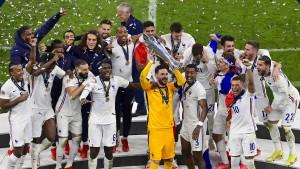 Mehr als ein Trost für Frankreich