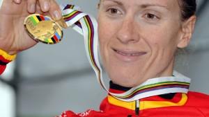 Judith Arndt holt fünfte Medaille für Deutschland
