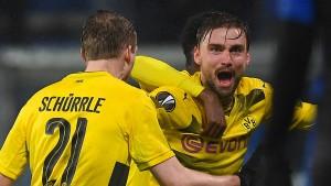 Dortmunder Drama mit glücklichem Ende