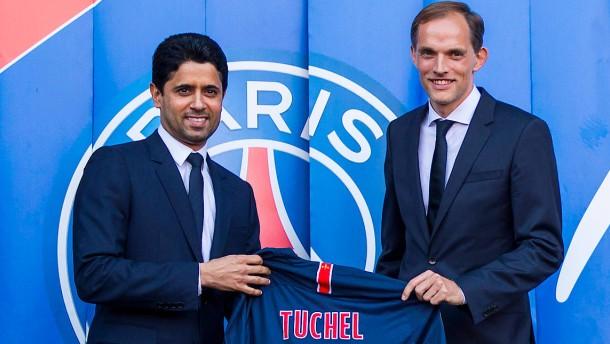 Tuchels PSG-Chef Al-Khelaifi angeklagt