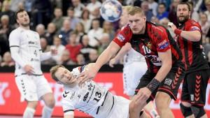THW Kiel bezwingt den Titelverteidiger