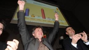 Oberbürgermeisterwahl in Karlsruhe