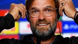 Klopp verleiht Liverpool schon mal selbst einen Titel