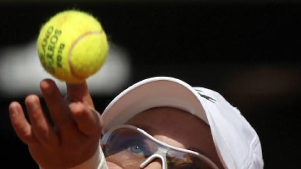 Überraschungsfinale in Roland Garros