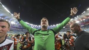 Manuel Neuer ist der Beste