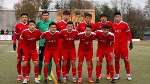 DFB bricht Testserie von Chinas U 20 ab