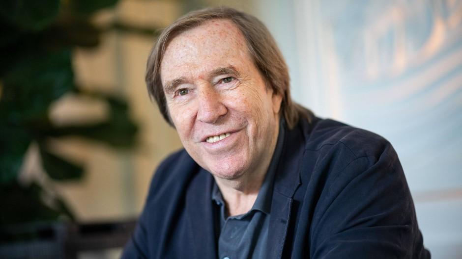 Gut gelaunt im Jahr 2019: Günter Netzer