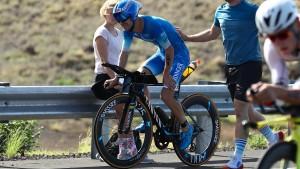 Ironman Lange in einer tiefen Krise