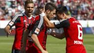 Ingolstadt feiert - und der Aufstiegskampf geht weiter