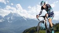 Je höher die Berge, desto größer seine Chance: Emanuel Buchmann mag es schwierig.