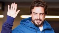 Alonso verzichtet auf erstes Rennen