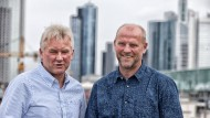 Strategen und keine Show-Männer: Benno Möhlmann (links) und Thomas Schaaf