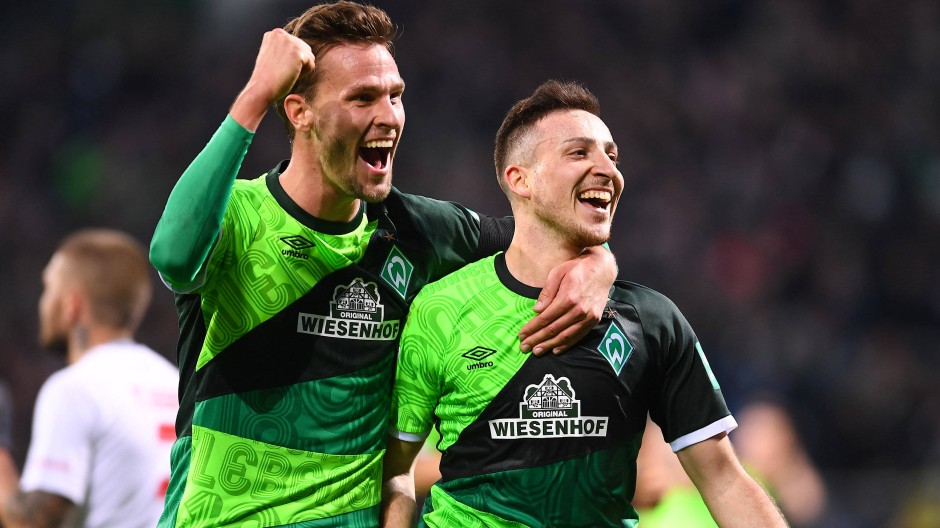 Werder Bremen Begeistert Zum Jubilaum Mit 4 0 Gegen Augsburg