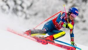 Skifahren als Trauerarbeit