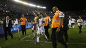 Fifa sperrt Messi für vier Spiele