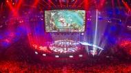 Große Bühne, junges Publikum: E-Sports ist der Renner