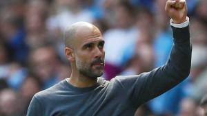 Guardiola überholt Klopp nach Sieg im Topspiel
