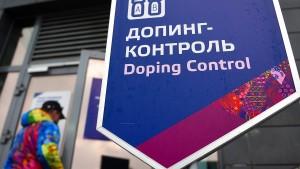 Dopingverdacht gegen 31 Russen