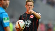 """""""Meine Entwicklung ist noch nicht abgeschlossen"""": Bastian Oczipka."""